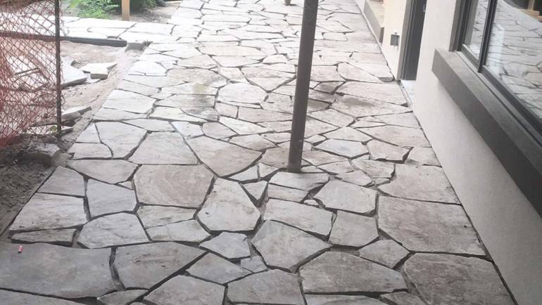 Natural Stone / Dry Lay Flagstone